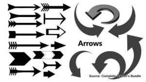 PowerPoint Assets Arrows