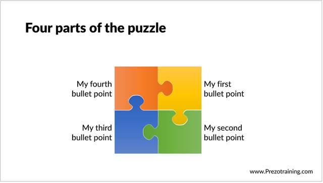 Creative Puzzle Diagram