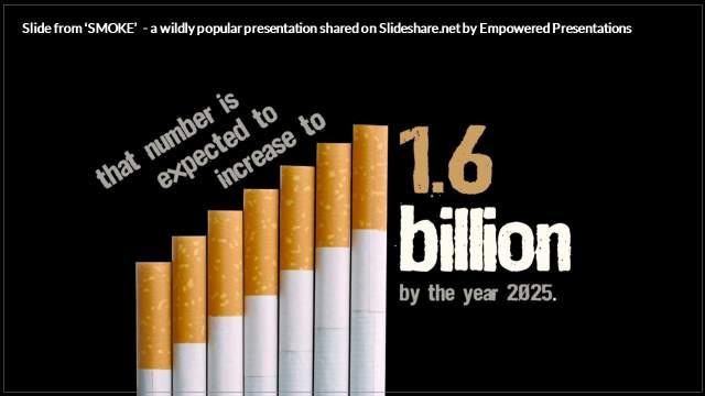 creative-infographics-smoke-presentation