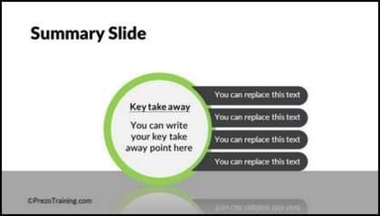 PowerPoint Summary Slides