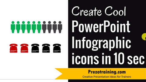 How To Create Cool PowerPoint Infographic Icons