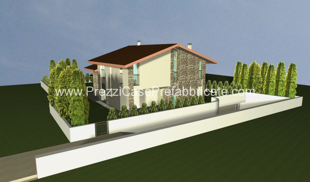 prefabbricate case in legno coperture casa prefabbricata