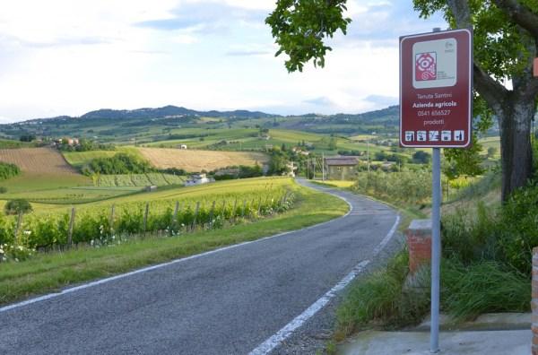 strada dei vini rimini