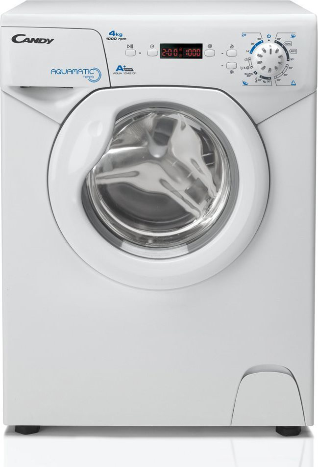 Lavatrice Candy 4 Kg 1000 giri slim AQUA1042D1S in Offerta su Prezzoforte  46272