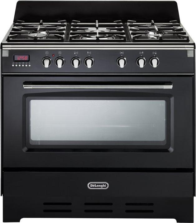 Cucina A Gas De Longhi Mem 965 Nn Forno Elettrico