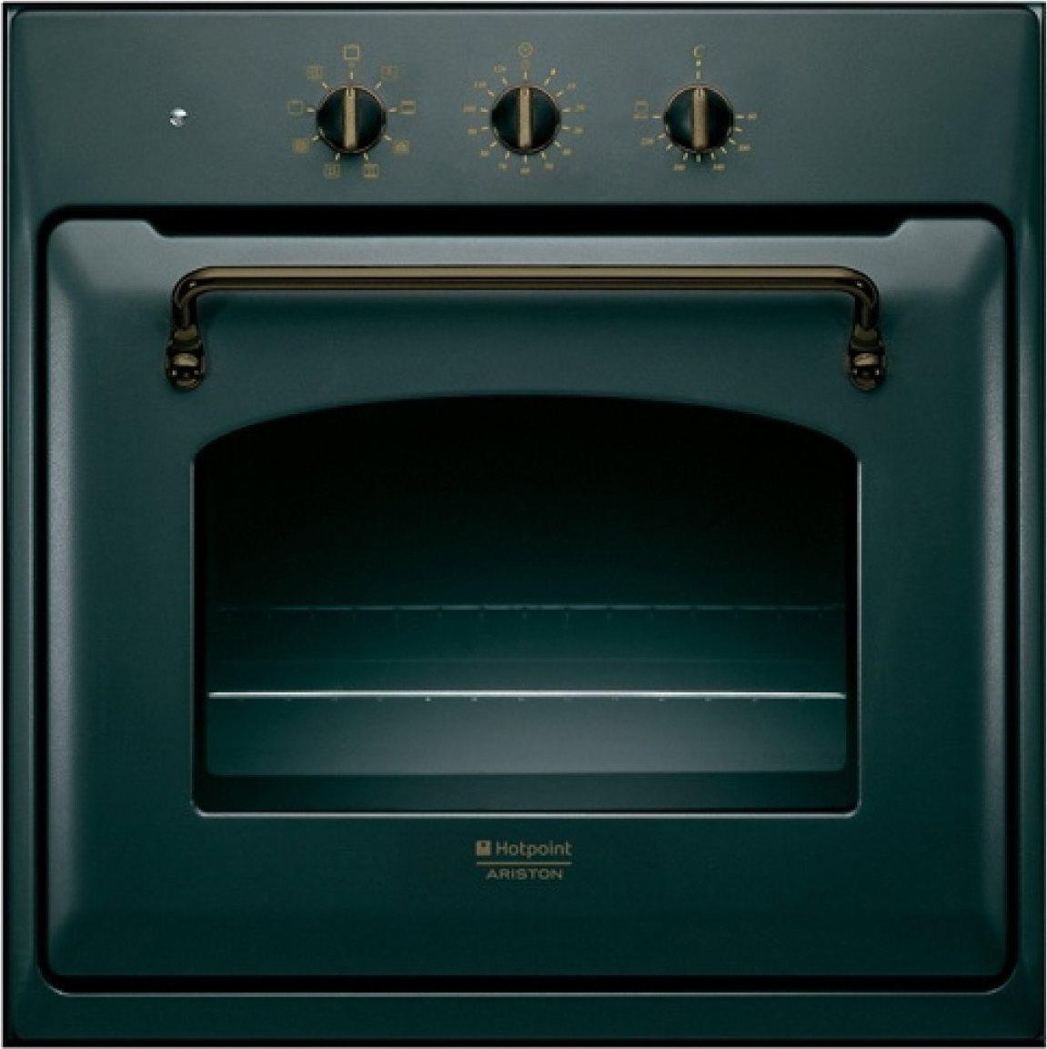 Forno Ariston FT 8201 ANHA Serie Tradizione  Forno da incasso elettrico ventilato con grill