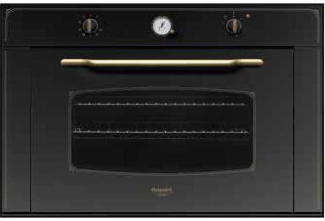 Forno Ariston MHR 9401 AN HA S  Forno da incasso 90 cm elettrico ventilato con grill