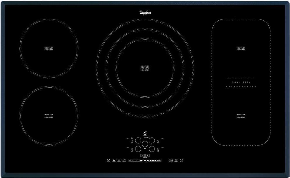 Piano Cottura Induzione Whirlpool 5 Fuochi 90 cm ACM 795BA  Prezzoforteit  81446