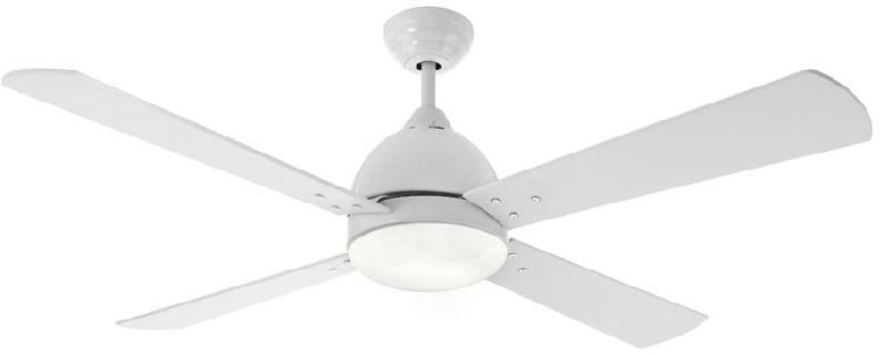 Lampadari a pale da soffitto con luce e telecomando a 3 pale diametro 105 cm, ideale per ambienti da. Ventilatore Soffitto Telecomando Luce Perenz A 4 Pale Lampadario 130 Cm 7132 B Ebay