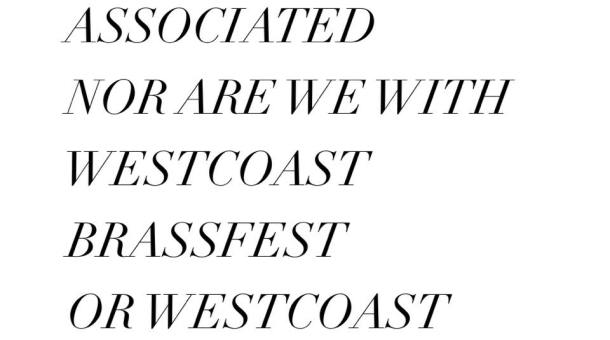 We Are NOT West Coast IPSC