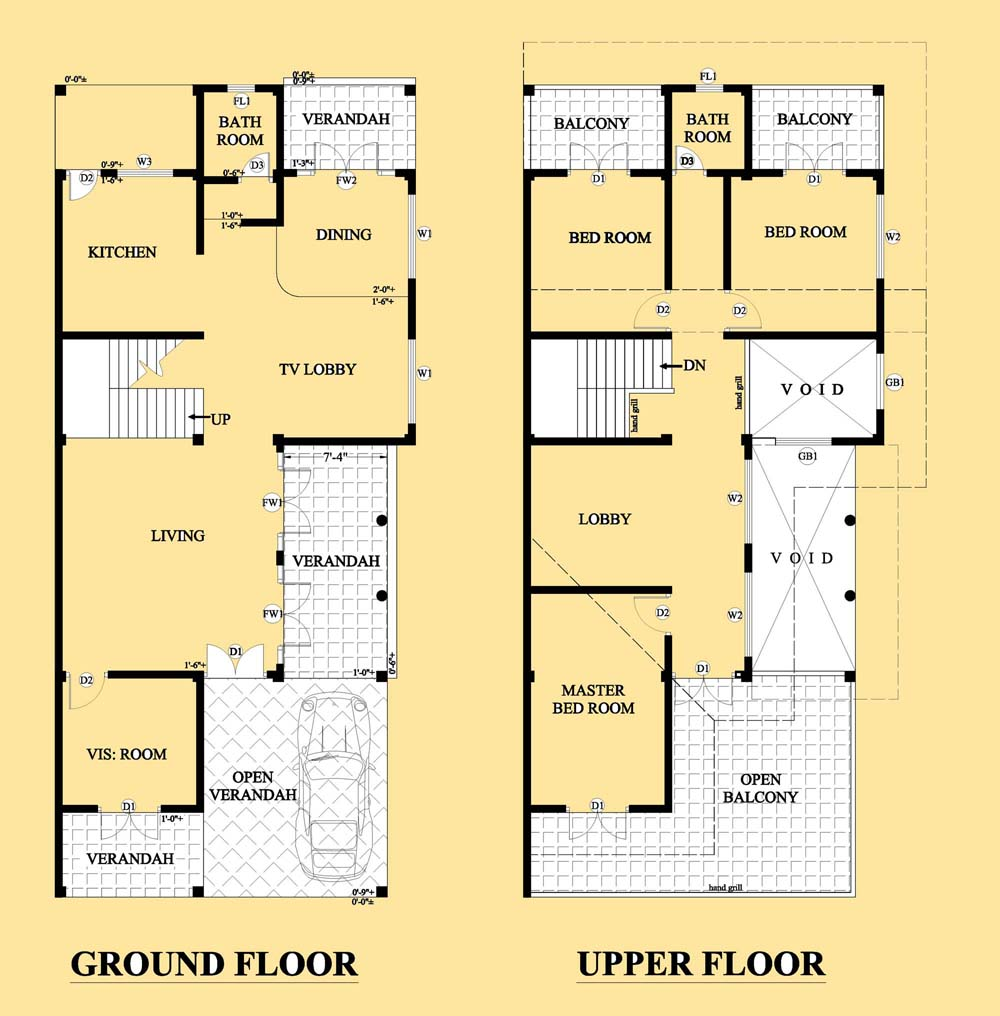 House Plans In Sri Lanka Two Story Amazing House Plans