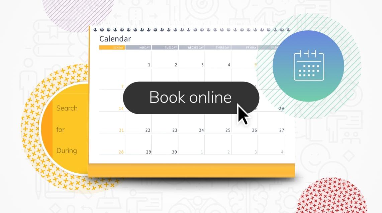Online Bookings Venue Software