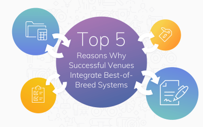 The Top 5 Reasons Why Successful Venues Integrate Best-of-Breed Systems