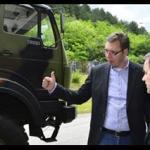 Od septembra proizvodnja SISU kamiona u FAP-u