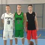 II2 pobednici basket turnira u Gimnaziji