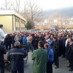 Štrajk: U četvrtak zakazana protestna šetnja za vreme održavanje lokalne Skupštine