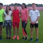 Uspeh učenika iz Priboja na međuokružnom takmičenju u atletici