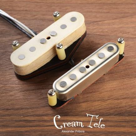 Cream telecaster