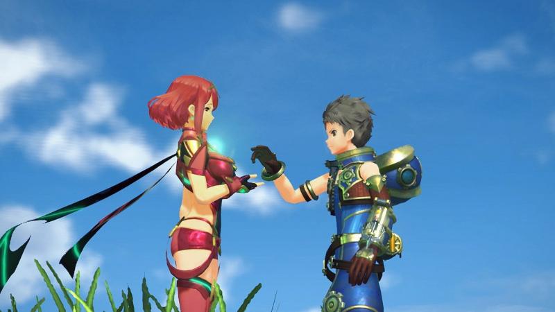 Nintendo Switch Xenoblade Chronicles 2 - Buy Game 2