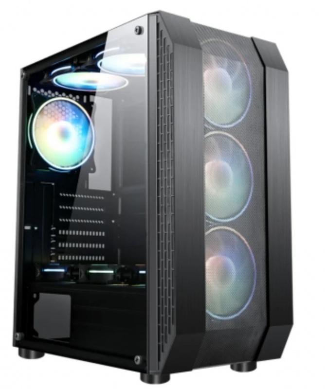 AccessPoint INTEL I5 10400+GTX 1660 SUPER 6G 透側電競機箱組合 - ACCESSPOINT TECHNOLOGY COMPUTER