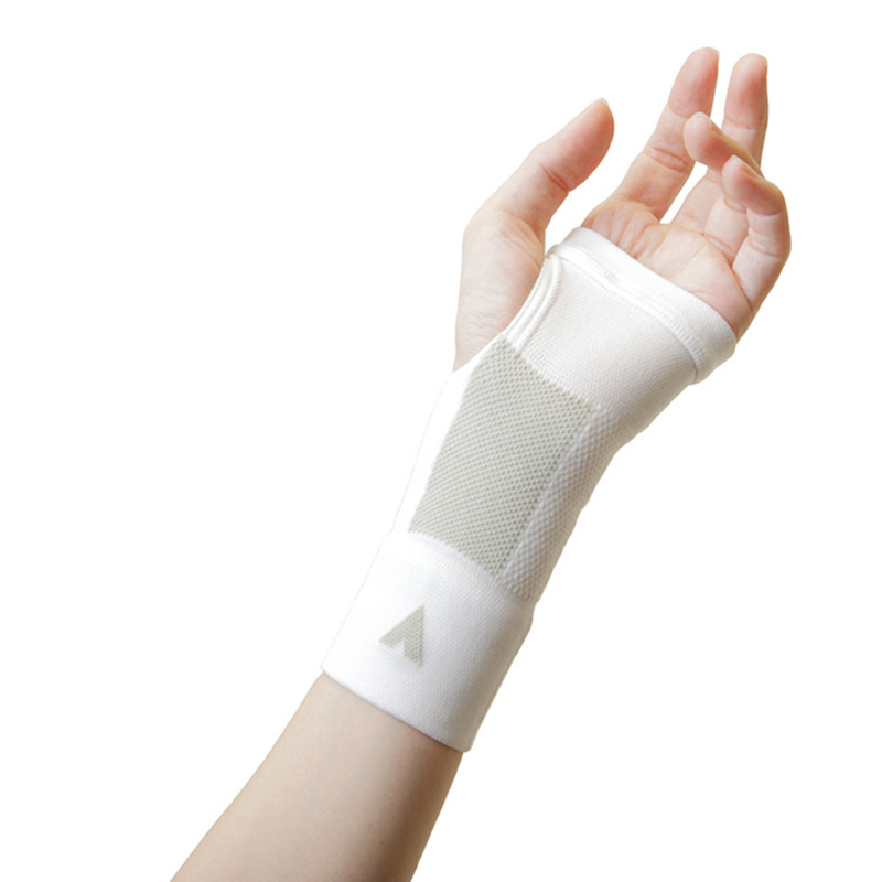 Vantelin Kowa - 日本 萬特力護具 貼紮護腕 大碼白色 - Suntec