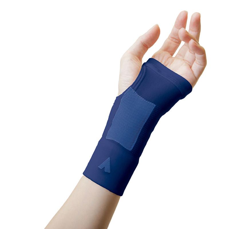 Vantelin Kowa - 日本 萬特力護具 貼紮護腕 大碼藍色 - Suntec