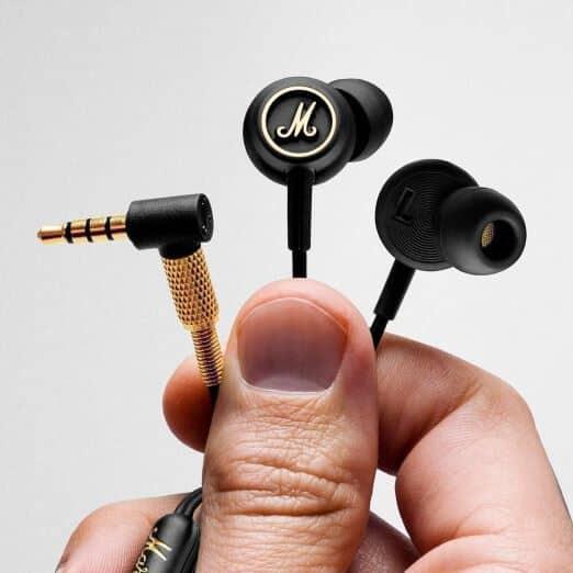 (全港免運) 香港行貨 Marshall Mode EQ 可調音 智慧型耳道式耳機 - MoboPlus