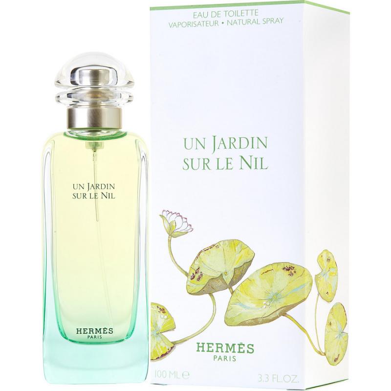 Hermes Un Jardin Sur Le Nil EDT 100ml 尼羅河花園中性淡香水 - Chelsea Beauty