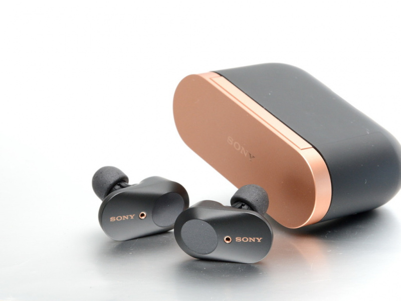 Sony WF-1000XM3 真無線藍牙耳機 [2色] - A Grade technology LTD
