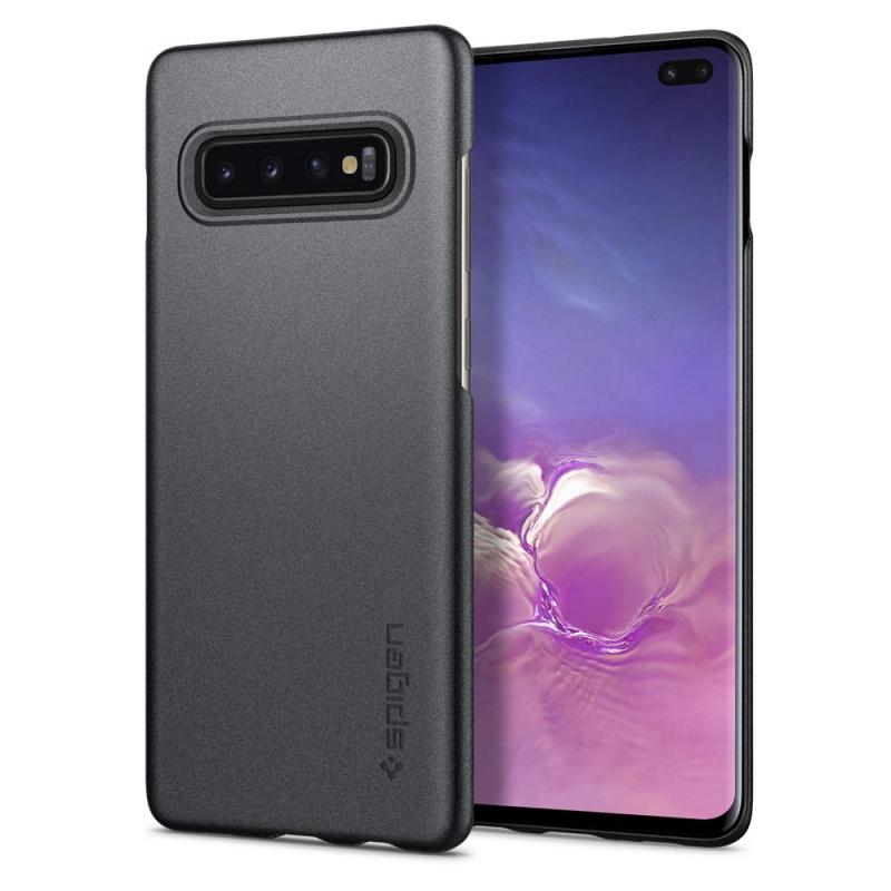 Spigen Galaxy S10 Plus Case Thin Fit 預訂:3-7天發出 - MoboPlus