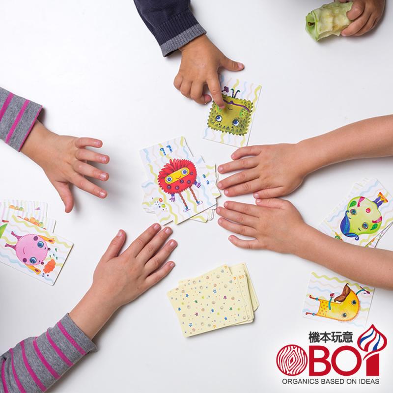 大頭娃娃桌遊現貨可供選購 - 棋間限定桌上遊戲專門店