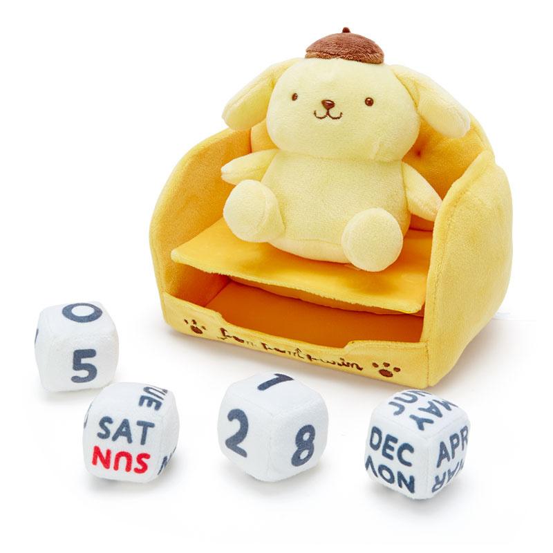 日本Sanrio卡通 萬年曆 (Hello Kitty / 叮噹 / 玉貴狗 /布丁狗)4款選擇 - ktjapanco