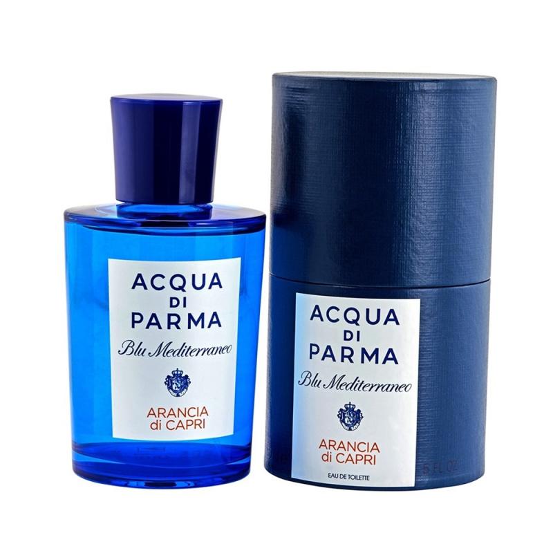 Acqua Di Parma Blu Mediterraneo Arancia Di Capri EDT 150ml 藍地中海卡普里香橙淡香水150毫升 - Chelsea Beauty