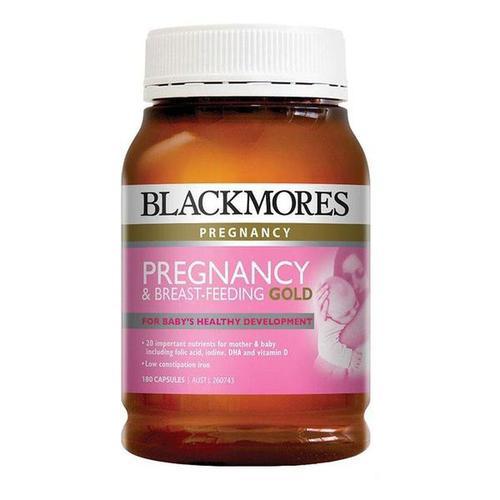 Blackmores 孕婦黃金營養素 180粒 - BB蝸