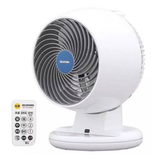 IRIS OHYAMA PCF-C18T 空氣循環扇 (白色) - 電氣生活館