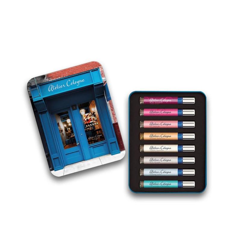 Atelier Cologne 歐瓏 香氛衣櫥迷你香水套裝 4ml x 8pcs - 04942522 - Chelsea Beauty