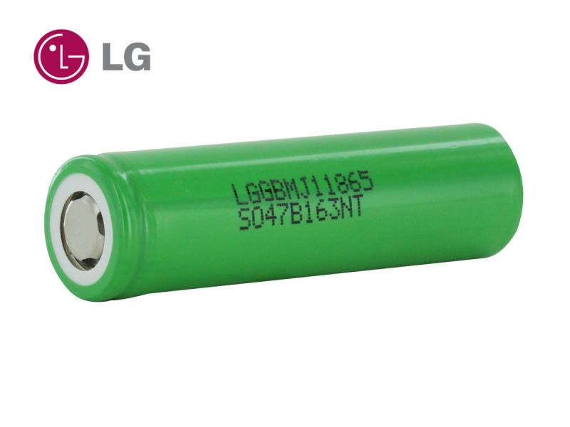 LG MJ1 18650 鋰電池 3500mAh 3.7v 高容量 共田 芭蕉 風扇 - hkequipment 電筒及戶外用品 edc 裝備店