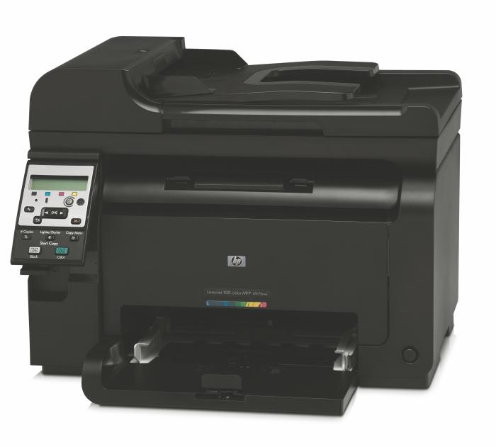 HP全新推出兩款多功能鐳射打印機系列:HP LaserJet Pro 100 Color M175及HP LaserJet - 數碼科技 - 香港格價網 Price.com.hk