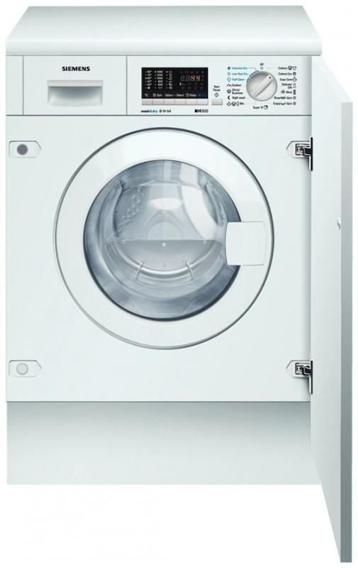 Siemens 西門子 iQ500 洗衣乾衣機 (6kg/4kg, 1400轉/分鐘) WK14D540HK 價錢,規格及用家意見 - 香港格價網 Price.com.hk