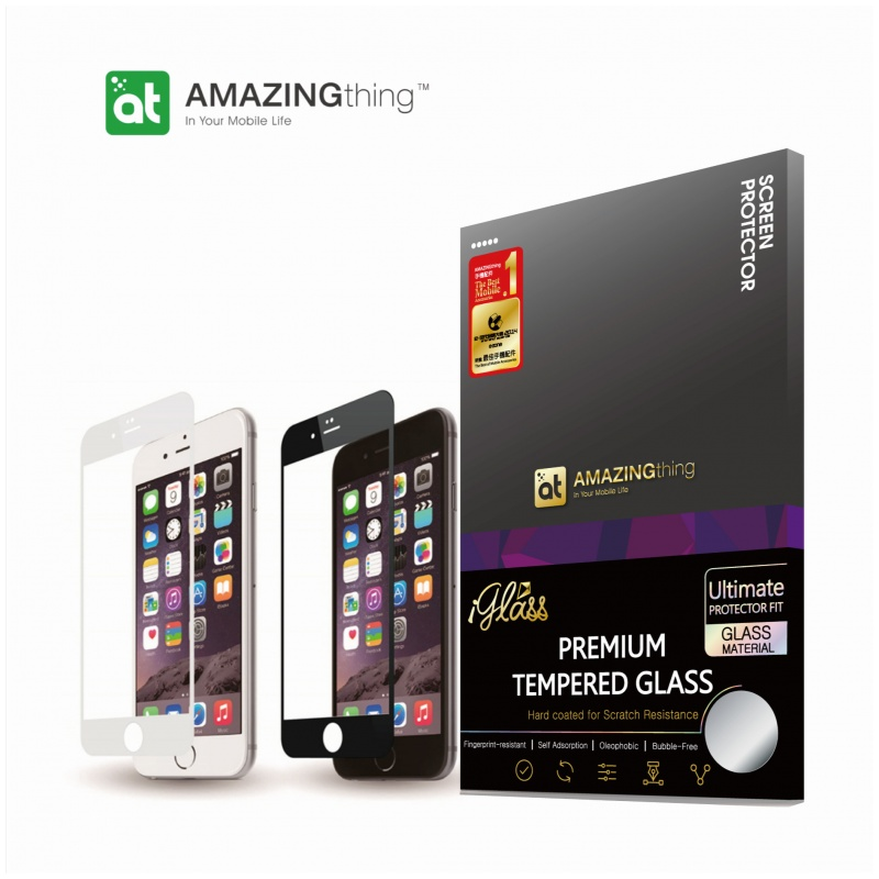 AMAZINGthing Apple iPhone 6 Plus 0.33mm Full Tempered Glass 價錢,規格及用家意見 - 香港格價網 Price.com.hk