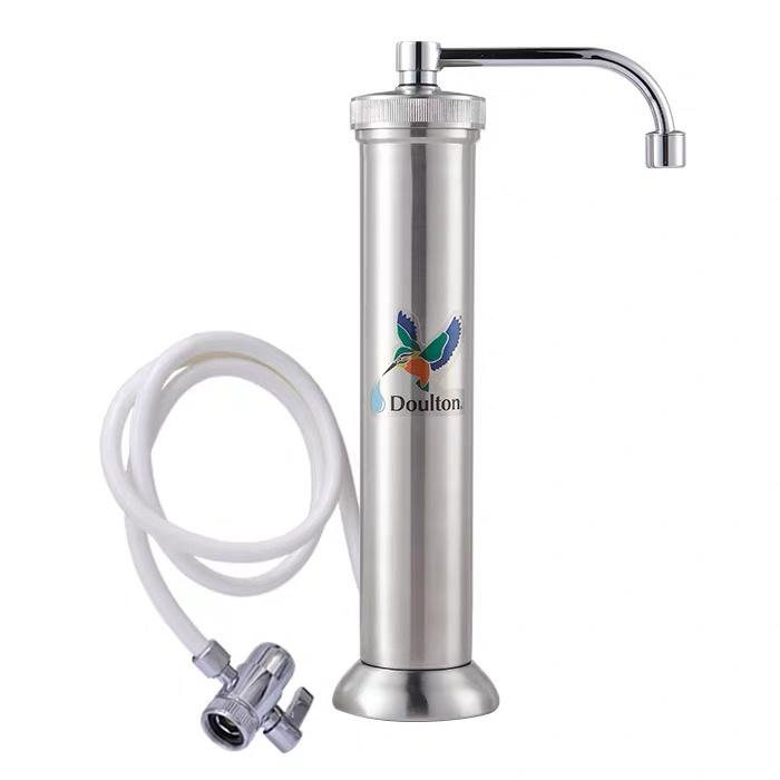 Doulton HBS M12系列枱上式濾水器 + BTU (2501) 濾芯 價錢、規格及用家意見 - 香港格價網 Price.com.hk