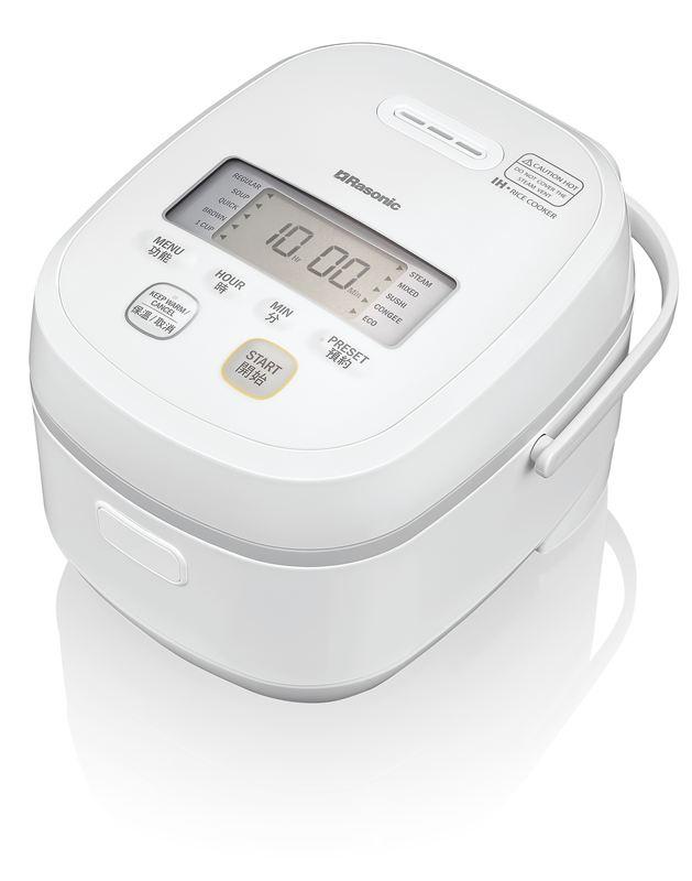 Rasonic 樂信 IH 磁應電飯煲 (1.0公升) RHC-DE110 價錢,規格及用家意見 - 香港格價網 Price.com.hk