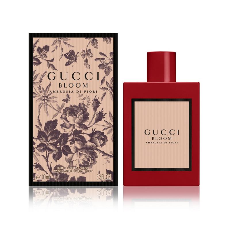 Gucci Bloom Ambrosia Di Fiori EDP 花悅馥意女士香水 100ml - 香港格價網 Price.com.hk