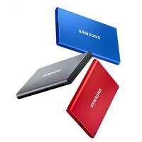 Samsung Portable SSD T7 2TB 價錢,規格及用家意見 - 香港格價網 Price.com.hk