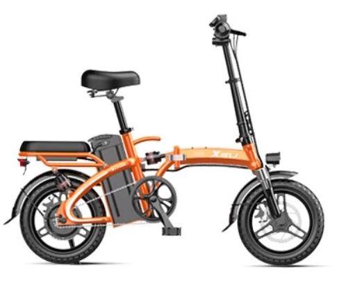 XSU 輕便折疊電動自行車 價錢、規格及用家意見 - 香港格價網 Price.com.hk