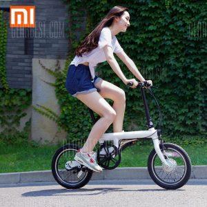 QiCYCLE – EF1 Smart Bicycle