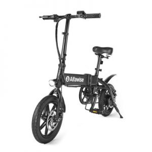 Alfawise YINYU14 Electric Bike