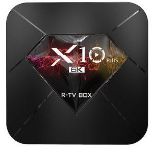 R-TV X10 Plus