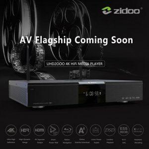 Zidoo UHD2000