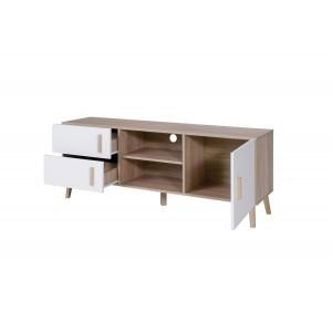 ensemble design pour votre salon oslo bibliotheque meuble tv table basse petit buffet meuble type scandinave